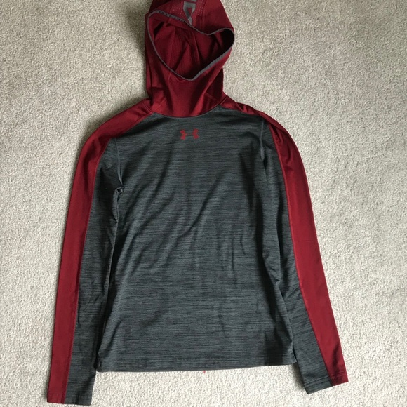 99301e5dda8d Under armour ninja hoodie size youth large. M 5ad3bba13a112e4376a8055a